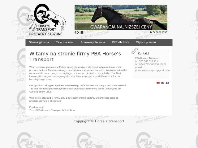 http://www.pbahorsestransport.eu